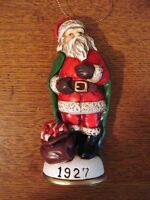 Memories of Santa Collection 1927 Confectionary Santa New In Box
