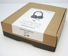 Plantronics Voyager Focus UC B825 Bluetooth Wireless Office Headset - No  Stand cb523a2eda