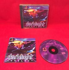 Darklight Conflict - PlayStation 1 - PS1 - PAL - TESTED