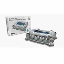 Real Madrid: Estadio Santiago Bernabéu Puzzle 3D