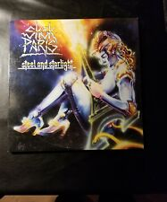 Shok Paris Steel And Starlight  LP  NEW ! Never Played Open