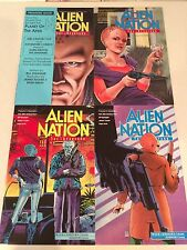 Alien Nation A Breed Apart #1-4 + The Spartans #1-4 lot of 8 Adventure Comics