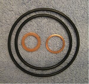BajaRon Can-Am Spyder RS GS RSS RT ST Oil Filter Seal Kit O-Rings & Washers SE5