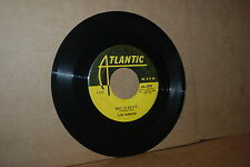 CLYDE MCPHATTER: HOT ZIGGITY & EVERYONE'S LAUGHING 1955 YELLOW LABEL ATLANTIC 45