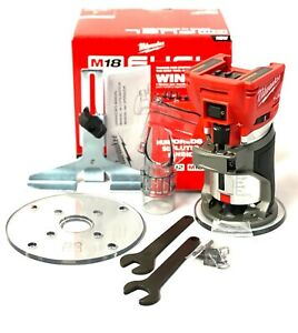 Milwaukee 2723-20 M18 FUEL 18V Compact Router (Bare Tool)