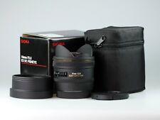 Sigma EX 10 mm F/2.8 HSM Objektiv f. Canon >>Demo-Ware aus unserer Vorführung<<