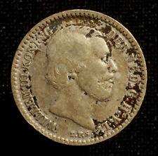 Kgr. Niederlande, Willem III., 10 Cents 1876