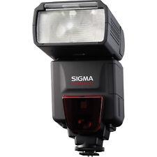 Sigma EF-610 DG ST Blitz NA-iTTL für Nikon - Vom Fachhändler