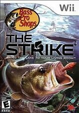 Bass Pro Shops The Strike WII! FISHING, FISH, LURES, WALLEYE, MUSKIE, PIKE