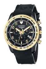Swiss Eagle Mens 'Landmaster' 3 Sub-Dial Brand New Swiss Chronograph/Date Watch