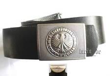 Cintura per Uniform D. esercito tedesco Aquila MT 120 cm German Army belt with Eagle