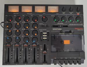 TASCAM Porta One Ministudio 4-Track Recorder