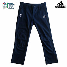 ADIDAS TEAM GB ISSUE RIO 2016 ELITE ATHLETE ADVENTURE TROUSERS CHINOS Size 28""