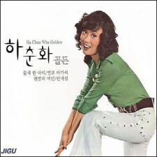 Ha Chun Wha -  Golden 2CD Jigu Record Korea Traditional Music  New Sealed