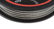 MKWS SUPER JUGGERNAUT EXOTIC WIRE SS316L STAINLESS STEEL WIRE  15FT ROLL