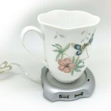 USB Coffee Tea Warmer with USB 2.0 Hub 4 Ports combination