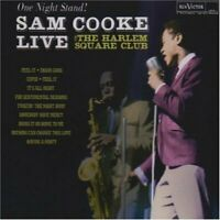Sam Cooke - One Night Stand  Sam Cooke Live At The Harlem Square Club 1963 [CD]