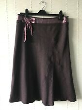 Massimo Dutti Wool Skirt Size EU 38 would fit UK 10