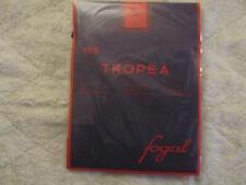 FOGAL TROPEA 195 pantyhose,black,large,15den Rare