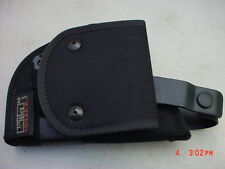 Uncle Mike's   Dual  Retention  High  Ride  Duty  Holster  9630-2  Left  Hand