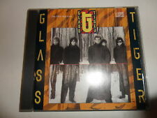 CD Glass tiger – the thin red line