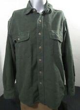 Field & Stream Flannel Button Down Collar Shirt Men's XLarge