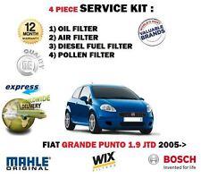 para Fiat Grande Punto 1.9 JTD 2005- > Kit de mantenimiento