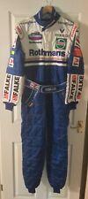 Heinz-Harald Frentzen 1997 Williams Canadian Grand Prix Formula 1 Race Used Suit