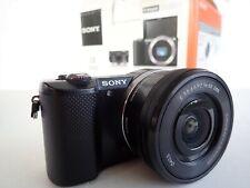 Sony Alpha a5000 Mirrorless Digital Camera