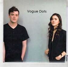(GX500) Vogue Dots, If You Stay - 2016 DJ CD