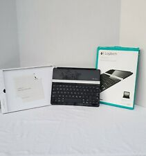 Logitech Ultrathin Keyboard Cover Black for iPad 2 and iPad 3rd gen.