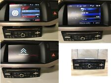 Autoradio Citroen C5 Rt6 GPS Navigatore Set Kit RT6 RNEG2 USB Bluetooth Set