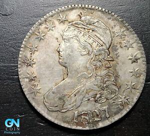 1827 Capped Bust Half Dollar  --  MAKE US AN OFFER!  #K3338