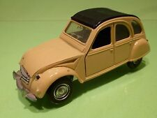 POLISTIL S 26 S26 CITROEN 2 CV 2CV - 1:25 - GOOD CONDITION