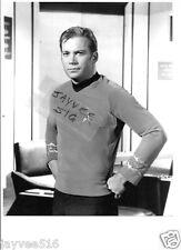 STAR TREK 1960S TV SERIES SHOW ORIGINAL BW STILL PHOTO WILLIAM SHATNER SCI-FI SF