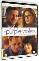DVD PURPLE VIOLETS 2007 Commedia Edward Burns Selma Blair Debra Messing