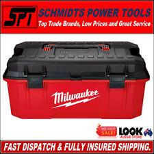 "MILWAUKEE 48-22-8020 660mm 26"" JOBSITE WORK BOX CONTRACTOR TOOL BOX 48228020 NEW"