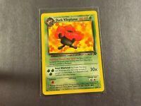 Dark Vileplume - Team Rocket NonHOLO Rare 30/82 - Pokemon Card LIGHTLY PLAYED