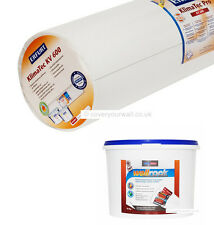 1 Roll of Wallrock KV600 Thermal Liner +  10kg Adhesive