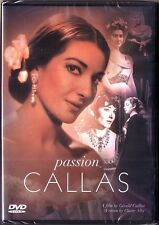 DVD Maria CALLAS: PASSION CALLAS Gerald Caillt Norma Macbeth Visconti Tosca NEU