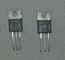 BUZ42 - 4A, 500V, 2.000 Ohm, N-Channel Power MOSFET (2 pcs)
