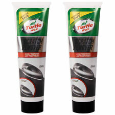 2 x Turtle Wax Scratch Remover Easily Restores Paintwork Finish Scuffs 100ml