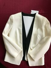 Narciso Rodriguez  blazer/ jacket wool , It 44/ US 8-10, made in Italy