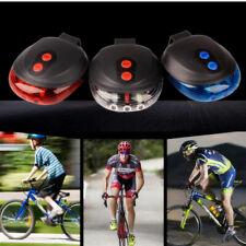 5 LED con 2 Laser Luce per Bici MTB Bicicletta Ciclismo Luci Fanale Posteriore