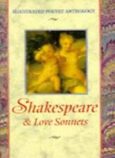 Shakespeare and Love Sonnets (Illustrated Poetry Anthology)-William Shakespeare