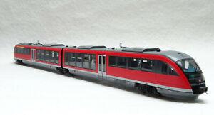 PIKO 52010, 642 110  H0 Desiro BR 642 DBAG ohne Verpackung DC Analog-Modell