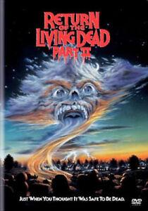 Return of the Living Dead 2 (DVD) [Region 1] - DVD - Free Shipping. - New