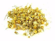 CAMOMILLA fiori di camomilla tutta naturale a base di erbe Tè di qualità 200g