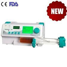 FDA Syringe Pump Injection Machine Infusion Syringe Pump Alarm KVO Drug library