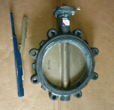 """Nibco Ductile Iron Butterfly Valve 8"""" (LD-2000-3) new old stock"""